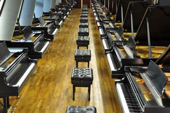 Concert Pianos Showroom III